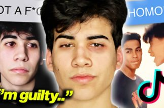 TikTok's Most PROBLEMATIC Person Finally APOLOGIZES After Being Cancelled..