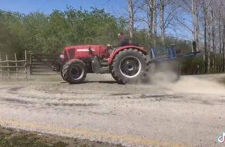 #Tiktok Etkileyici Traktör Videoları #90