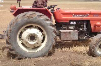 #Tiktok Etkileyici Traktör Videoları #94
