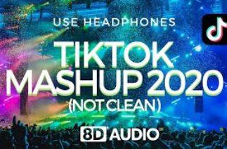 Tiktok Mashup Dance Craze 2020 (Not Clean) 🌈   8D AUDIO