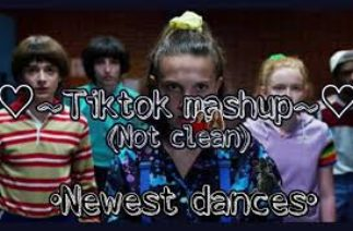 ♡~Tiktok mashup~♡(Not clean) #40