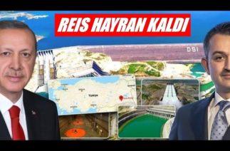 Türkiye'nin Büyük Projesi Dünya'nın En Büyüklerinden