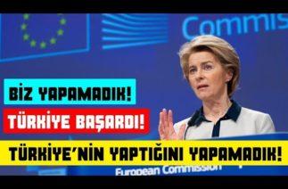 Türkiye'nin Yaptığını Yapamadık