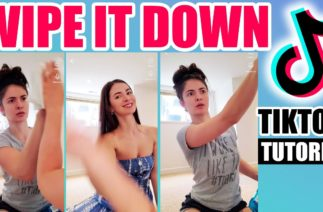 Wipe It Down TikTok Tutorial – EASY