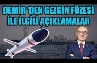 İSMAİL DEMİR 'DEN GEZGİN HAKKINDA ÖNEMLİ AÇIKLAMAR !!!