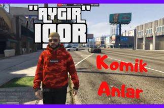 """AYGIR"" Igor Komik Anlar #3 (EightbornV – RRaenee)"