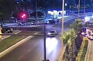 İzmir Güzelyalı'da Trafik Kazası