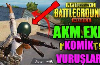 AKM – Pubg Mobile Komik Vuruşlar #1