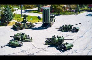 ASELSAN'dan TSK'ya Hava Savunma Sistemi Teslimatı