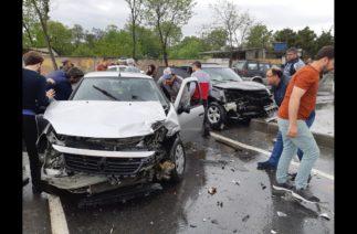 Arnavutköy Bolluca'da Trafik Kazası! 1 Kişi Ağır Yaralandı