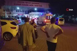 Hatay Dörtyolda'da Trafik Kazası, Otomobil Uçuruman Yumarlandı; 3 ölü, 4 yaralı
