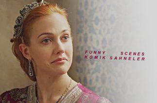 Hurrem Sultan Humor || Funny Scenes [Magnificent Century] Komik Sahneler