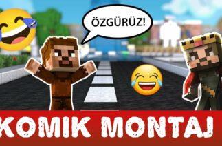 MİNECRAFT PARODİLERİ KOMİK MONTAJ #1