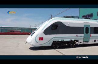 Milli elektrikli trenin ray ve yol testleri 30 Ağustos'ta