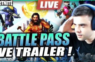 SEZON 3 NEW BATTLE PASS & TRAILER – (AQUAMAN DEMİŞTİM)