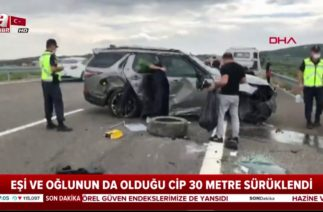 Son Dakika! Şarkıcı Alişan ve Ailesi, Trafik Kazası Geçirdi!
