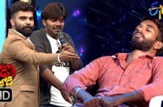 Sudheer | Pradeep | Funny Joke | Dhee Jodi | 3rd July 2019 | ETV Telugu