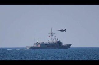 Türk Hava ve Deniz Kuvvetleri Akdeniz'de Müşterek Açık Deniz Eğitimi icra etti