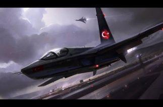 Türk Silahlı Kuvvetleri Uçak Filosu (AVRUPA'nın en iyisi)