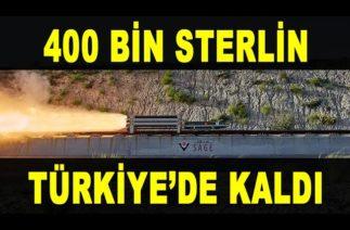 Yeni uçak bombası SARB-83, Türkiye'ye kazandırmaya başladı