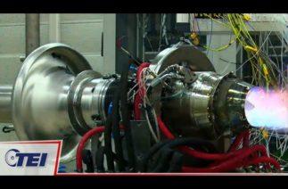 Yerli füzenin motoru (TEI-TJ300) test edildi