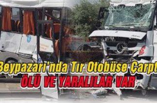 #beypazarı #Trafik kazası