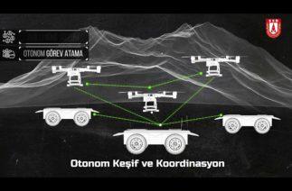 İşbirlikçi Robotlar ile Otonom Keşif, Güdüm ve Seyrüsefer (Robotim) Projesi