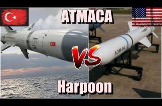 ABD Türkiye'yi Hafife Aldı, Şimdi AMERİKA'nın Ürettiğinden Daha İYİSİNİ YAPTI!! | ATMACA Vs. Harpoon
