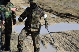 Alman ordusunun Peşmerge eğitimi sürüyor