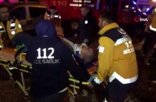 Bolu'da Trafik Kazası; 9 Yaralı