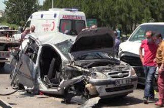 Bursa'da zincirleme kaza! Ölü ve yaralılar var…