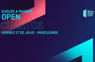 Cuartos de final Masculinos – Vuelve A Madrid Open 2020 – World Padel Tour