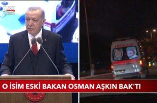 Cumhurbaşkanı Erdoğan Yıllar Önce Geçirdiği Trafik Kazasını Anlattı