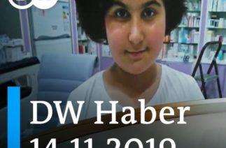 DW Haber: Rabia Naz'ın ölümü 1 yıldır neden aydınlatılamıyor? (14.11.2019)