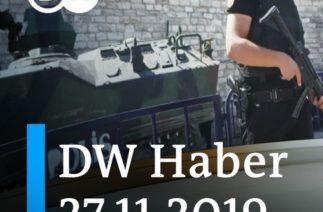 DW Haber: Türkiye'de uzun gözaltı süreleri kalıcı mı oldu? (27.11.2019)