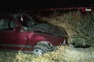 Elazığ'da trafik kazası! Yaralılar var…