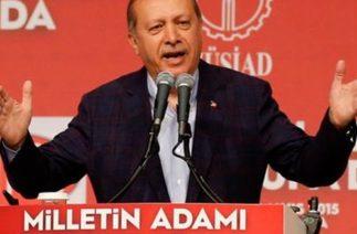 Erdoğan'dan 'oy kullanın' çağrısı