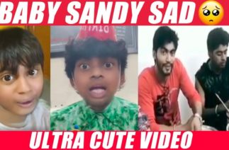 FUN: Baby Sandy Birthday Video with Baby Dharshan | Bigg Boss | tiktok