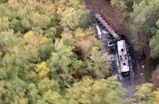 Fransa'da şok trafik kazası: 43 ölü