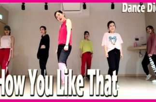 How You Like That – BLACKPINK(블랙핑크) | Dance Diet Workout | 댄스다이어트 | Choreo by Sunny | Cardio | 홈트|