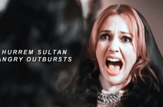 Hurrem Sultan Humor || Funny Angry Scenes – Outbursts [Magnificent Century] Komik Sahneler