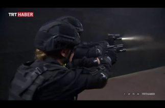 Kadın komandolar, vatan savunmasında en ön cephede