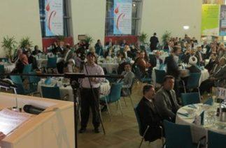 Köln'de dinlerarası iftar buluşması