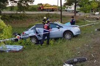 Kocaeli'de trafik kazasında 5 kişi hayatını kaybetti