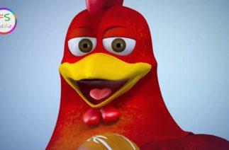 Komik Tavuk Şarkısı (3) – Dans Eden Horoz