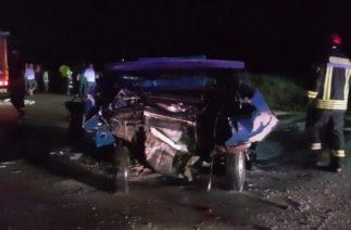 – Kula'da korkunç kaza! 1 ölü 1 ağır yaralı