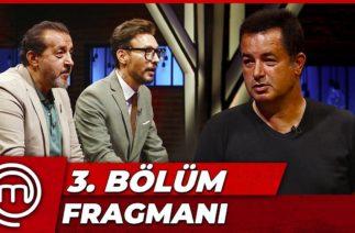 MASTERCHEF TÜRKİYE 3.BÖLÜM FRAGMANI | BASKIN VAR!