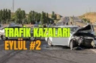Mobese Trafik Kazaları Görüntüleri (Eylül 2019 Mobese Kazaları) Part 2