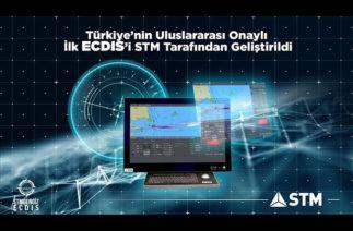STM, Türkiye'nin uluslararası onaylı ilk ECDIS'ini geliştirdi