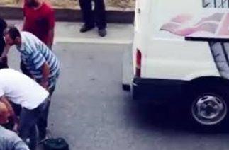 Samsun-Sinop Yolunda Trafik Kazası: 13 Yaşındaki Çocuk Ağır Yaralandı